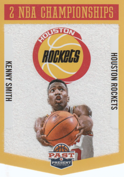 2012-13 Panini Past and Present Championship Banners #15 Kenny Smith