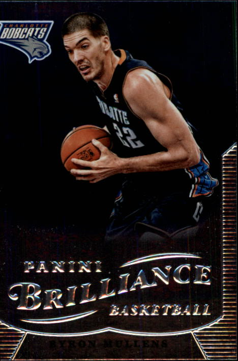 2012-13 Panini Brilliance #29 Byron Mullens