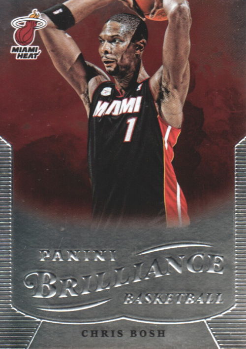 2012-13 Panini Brilliance #112 Chris Bosh