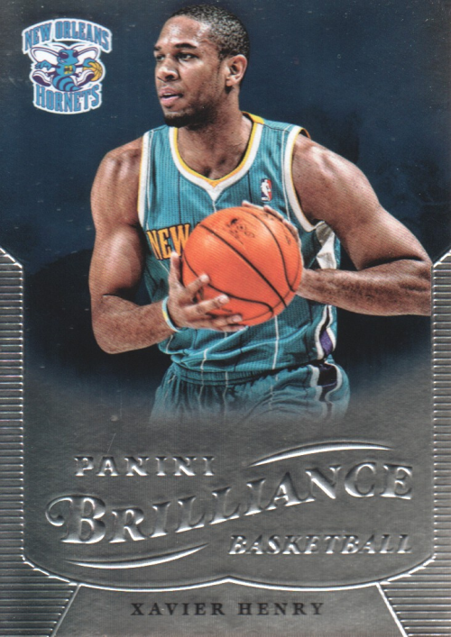 2012-13 Panini Brilliance #139 Xavier Henry