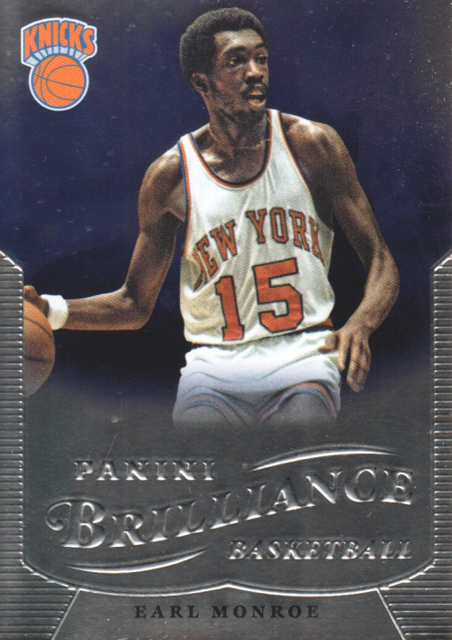 2012-13 Panini Brilliance #209 Earl Monroe