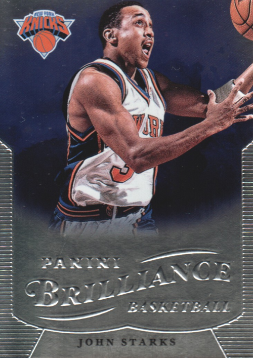 2012-13 Panini Brilliance #217 John Starks
