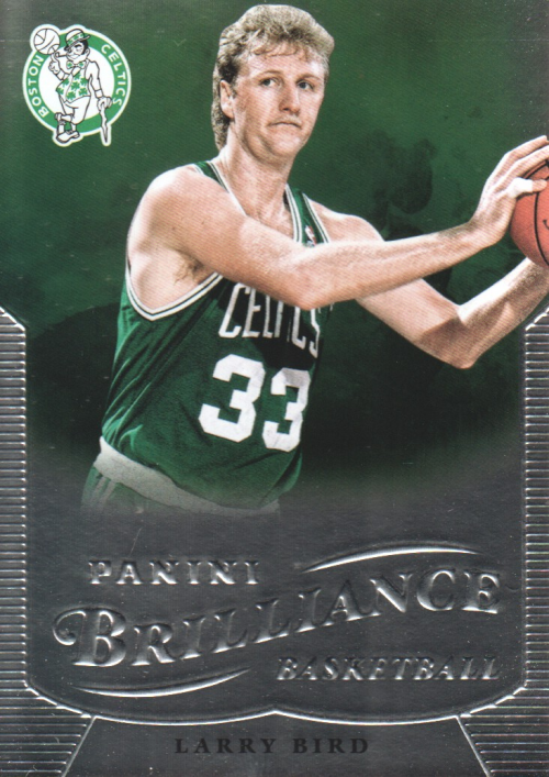 2012-13 Panini Brilliance #219 Larry Bird