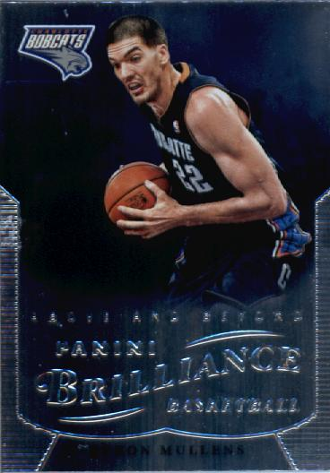 2012-13 Panini Brilliance Above and Beyond #29 Byron Mullens
