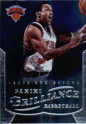 2012-13 Panini Brilliance Above and Beyond #217 John Starks