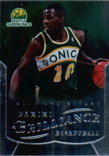 2012-13 Panini Brilliance Above and Beyond #223 Nate McMillan