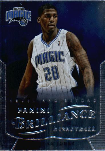 2012-13 Panini Brilliance Above and Beyond #244 DeQuan Jones