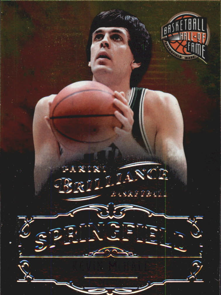 2012-13 Panini Brilliance Springfield #2 Kevin McHale