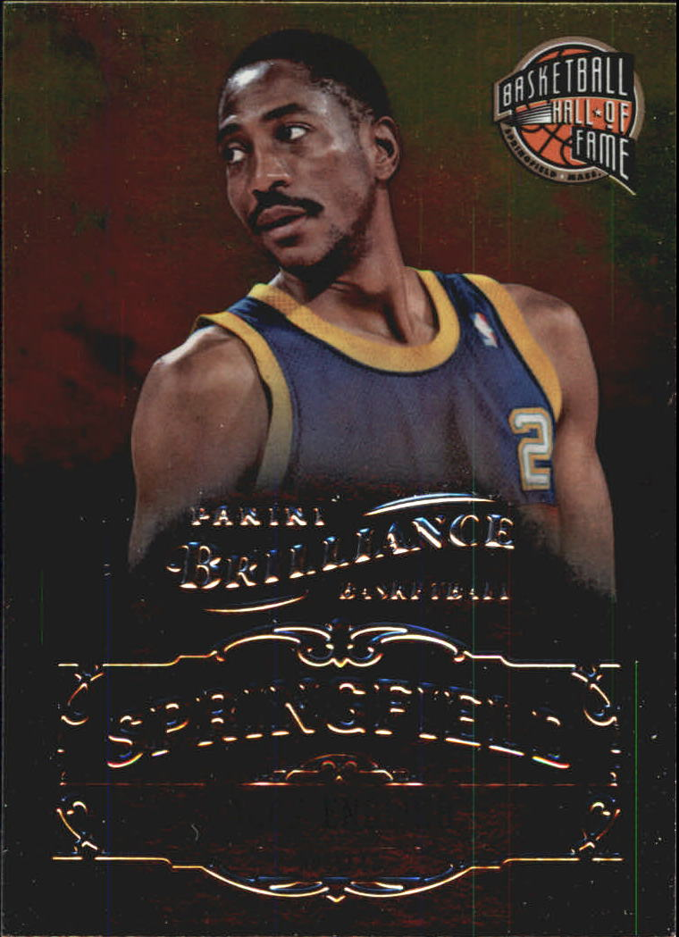 2012-13 Panini Brilliance Springfield #5 Alex English