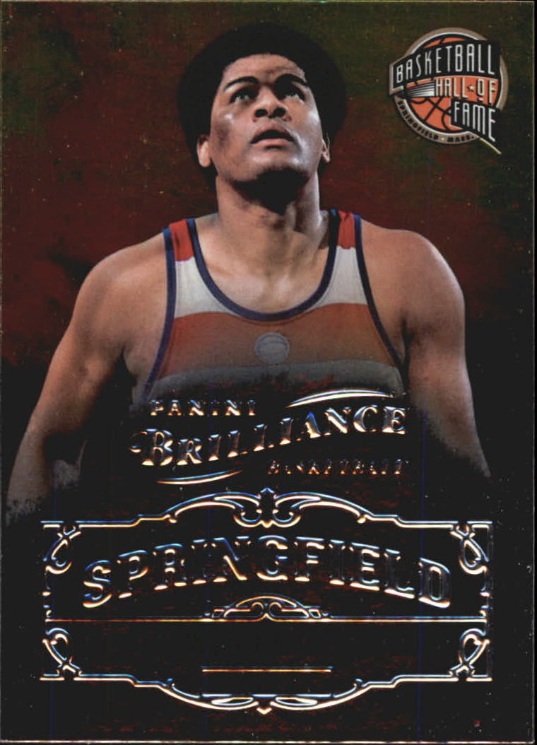 2012-13 Panini Brilliance Springfield #17 Wes Unseld