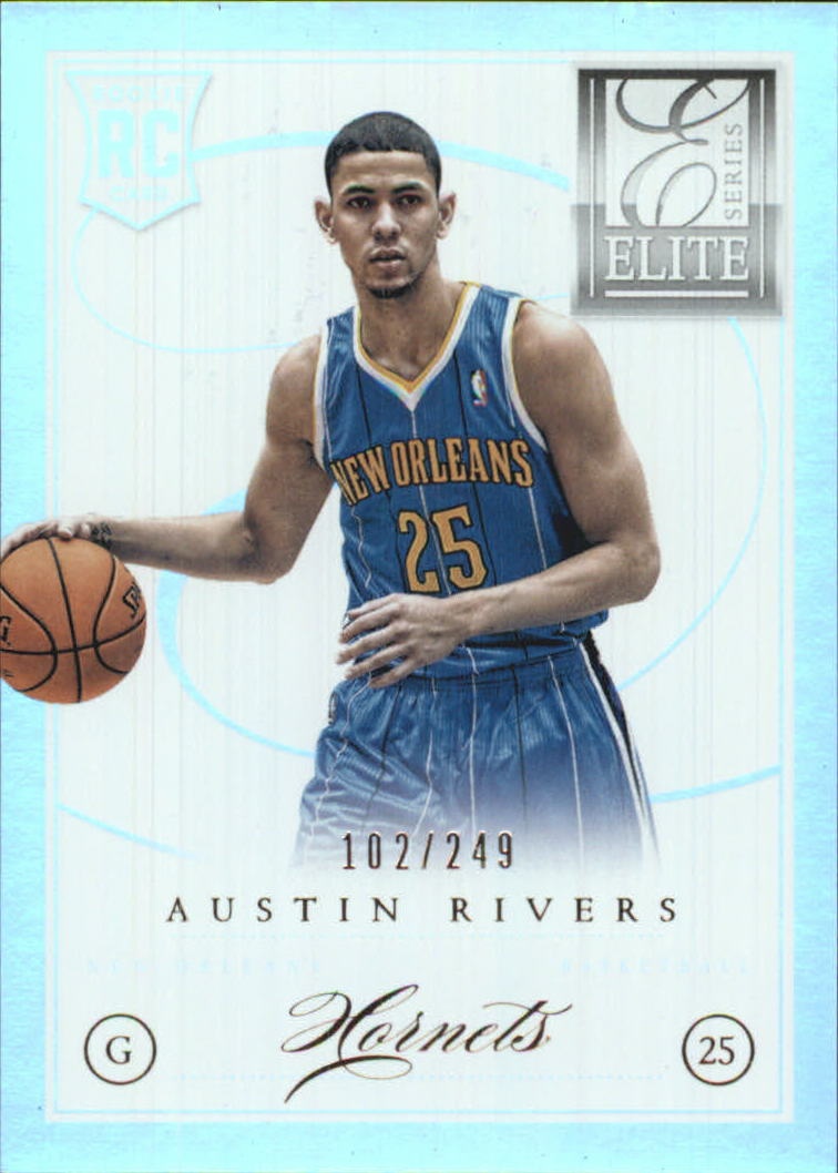 2012-13 Elite Series #225 Austin Rivers RC
