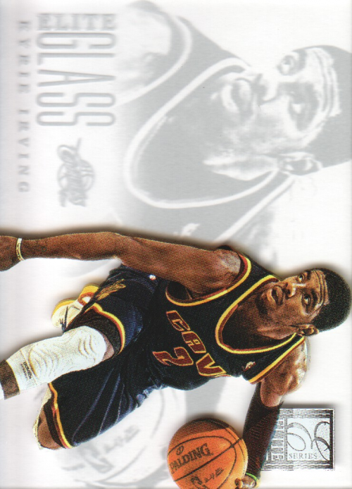 2012-13 Elite Series Elite Glass #2 Kyrie Irving