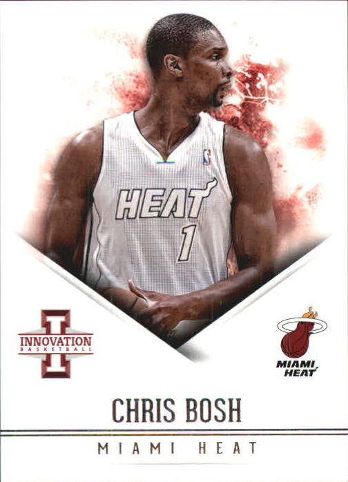 2012-13 Innovation #5 Chris Bosh