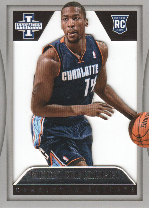 2012-13 Innovation #123 Michael Kidd-Gilchrist RC