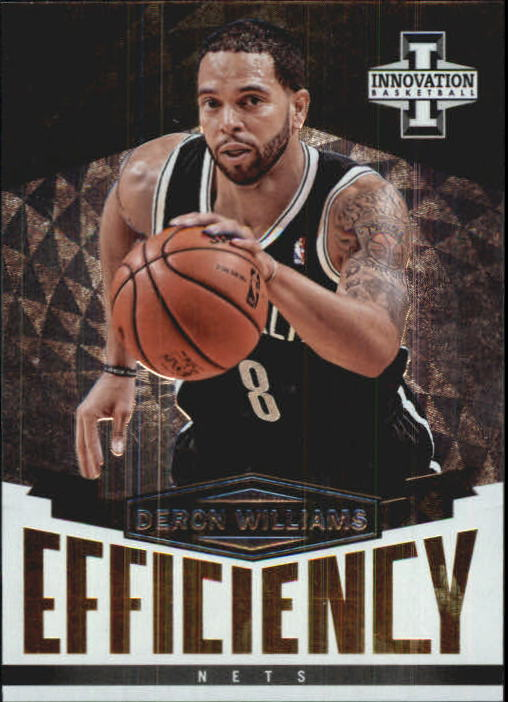 2012-13 Innovation Efficiency #13 Deron Williams