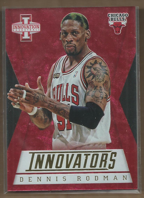 2012-13 Innovation Innovators #10 Dennis Rodman