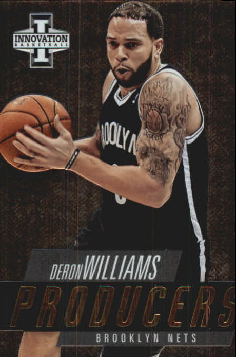 2012-13 Innovation Producers #17 Deron Williams