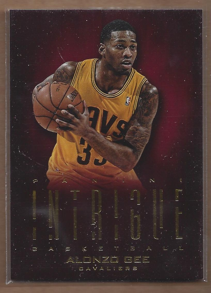 2012-13 Panini Intrigue #3 Alonzo Gee