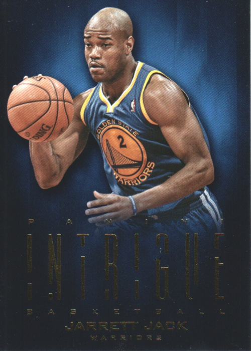 2012-13 Panini Intrigue #12 Jarrett Jack