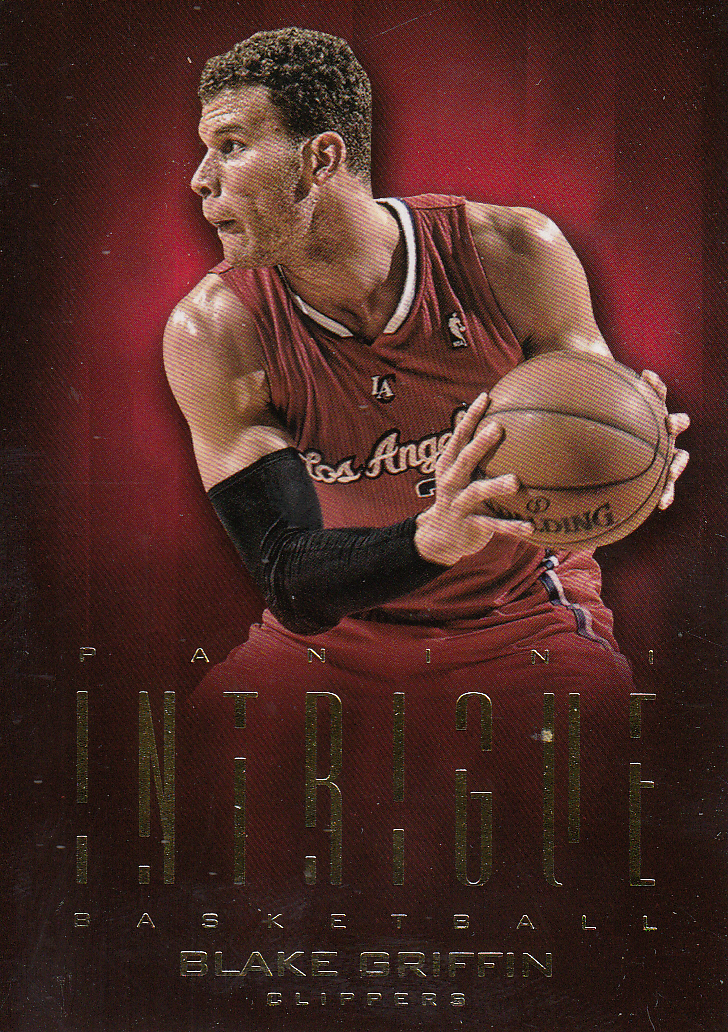 2012-13 Panini Intrigue #14 Blake Griffin