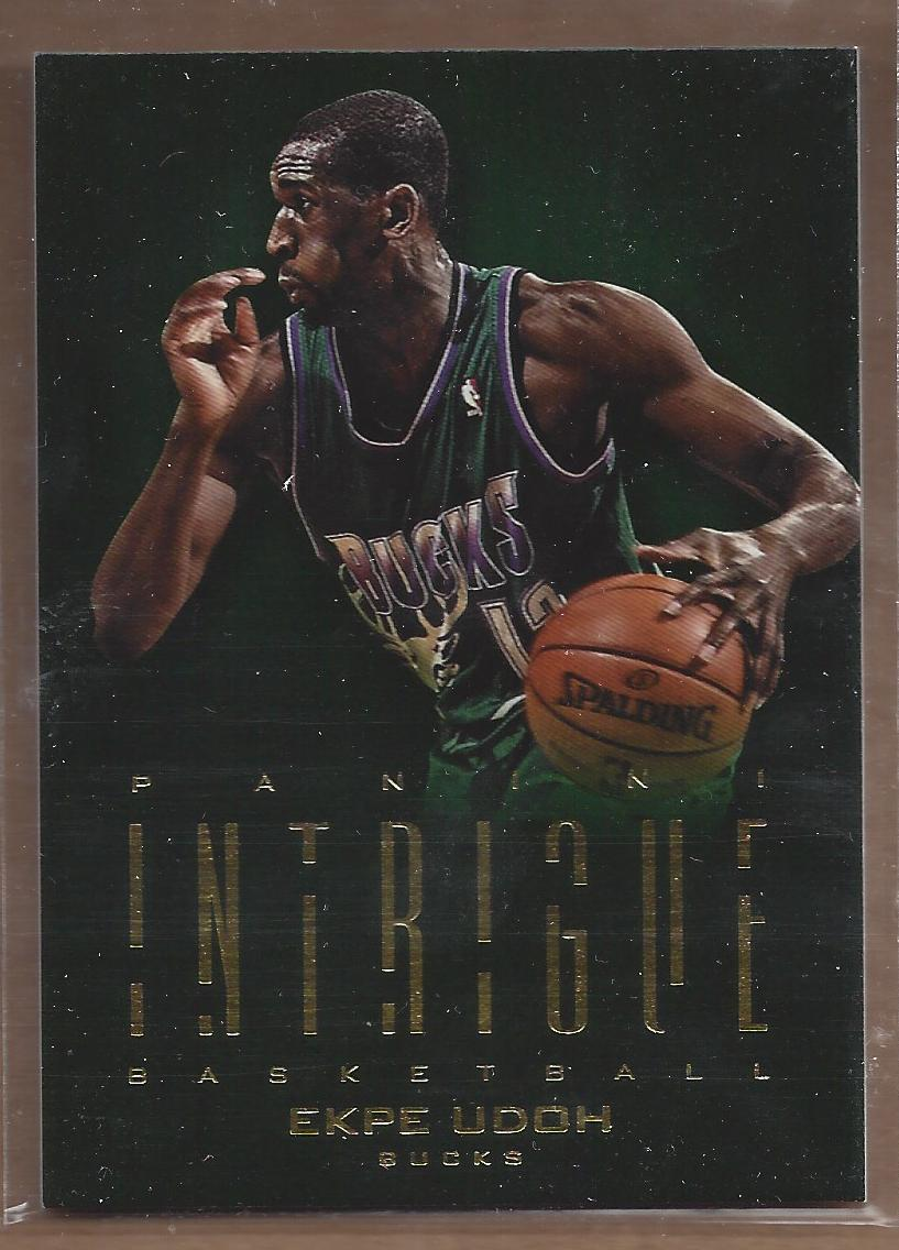 2012-13 Panini Intrigue #15 Ekpe Udoh