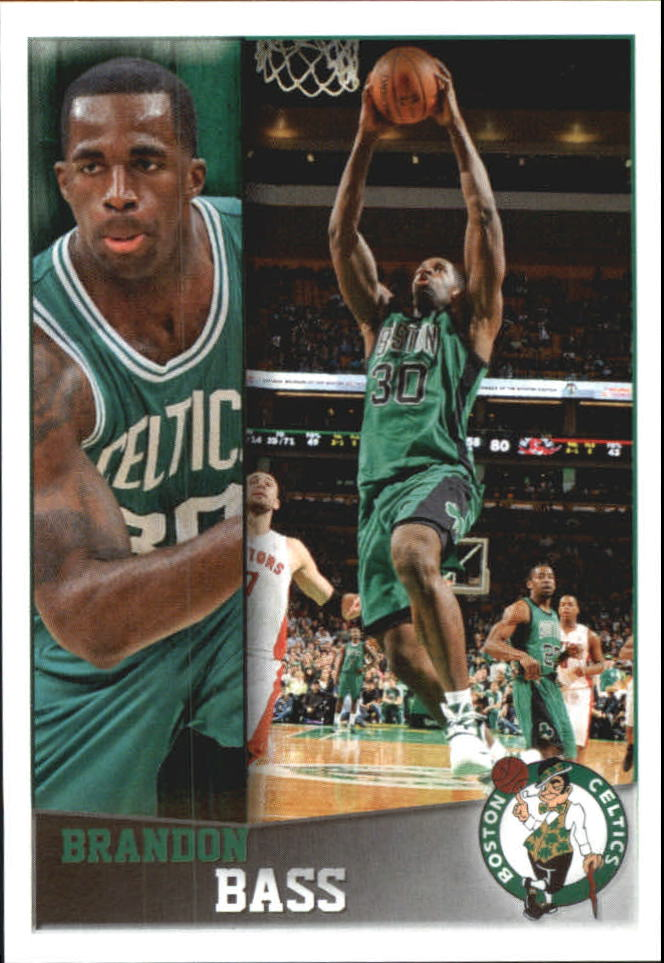 2013-14 Panini Stickers #5 Brandon Bass