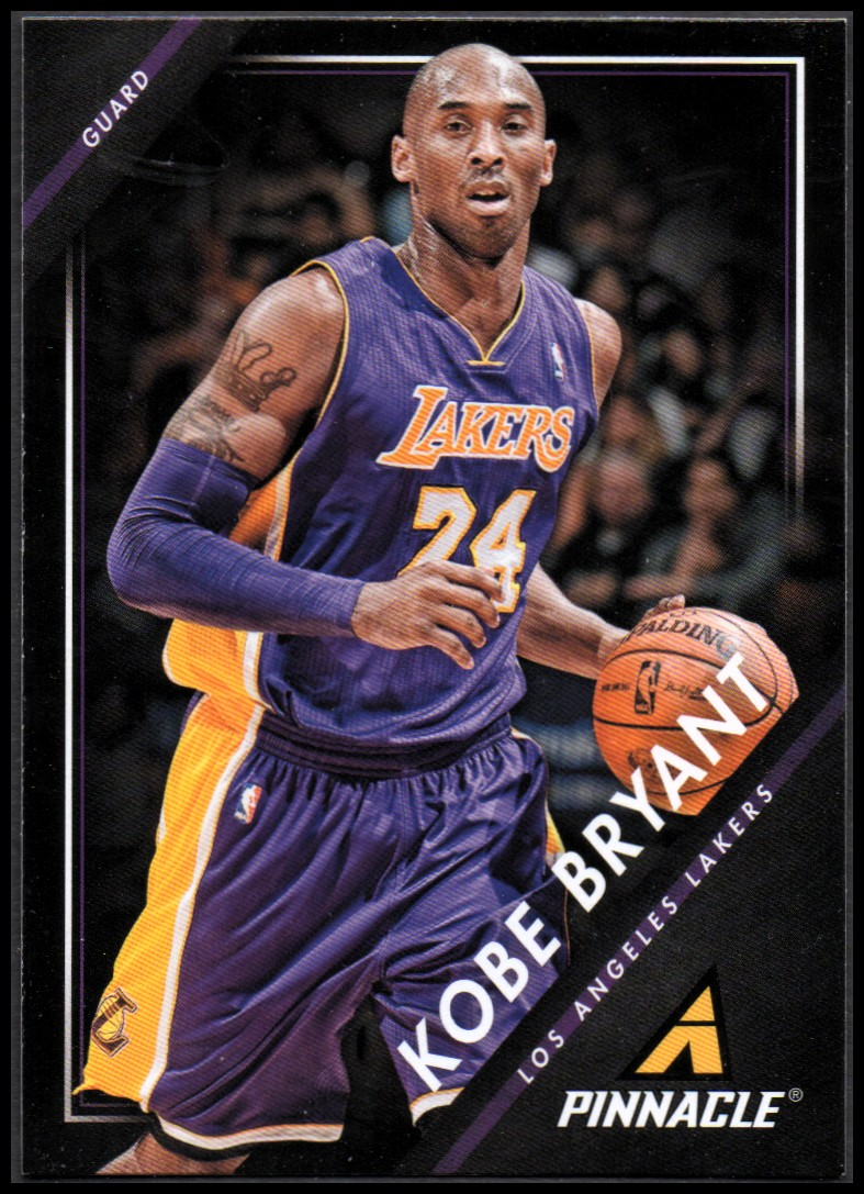 2013-14 Pinnacle #108 Kobe Bryant
