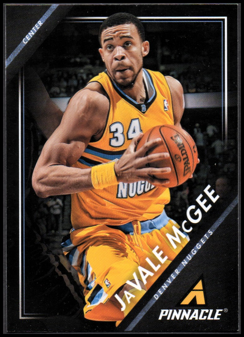 2013-14 Pinnacle #139 JaVale McGee