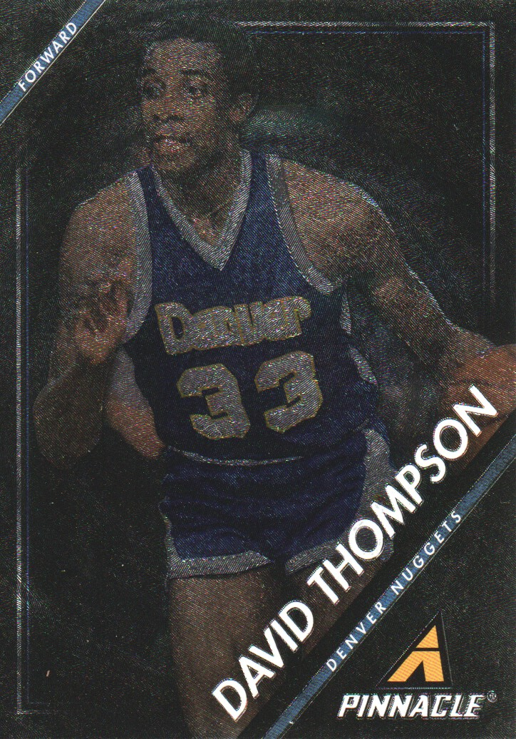2013-14 Pinnacle Museum Collection #281 David Thompson