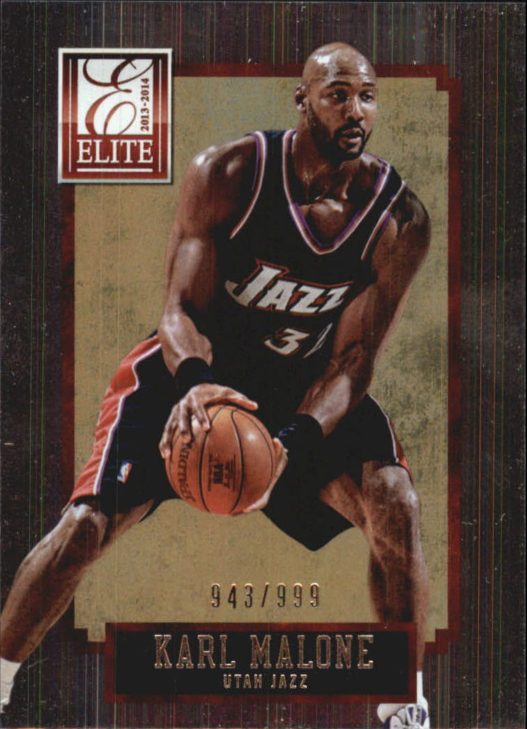 2013-14 Elite #284 Karl Malone
