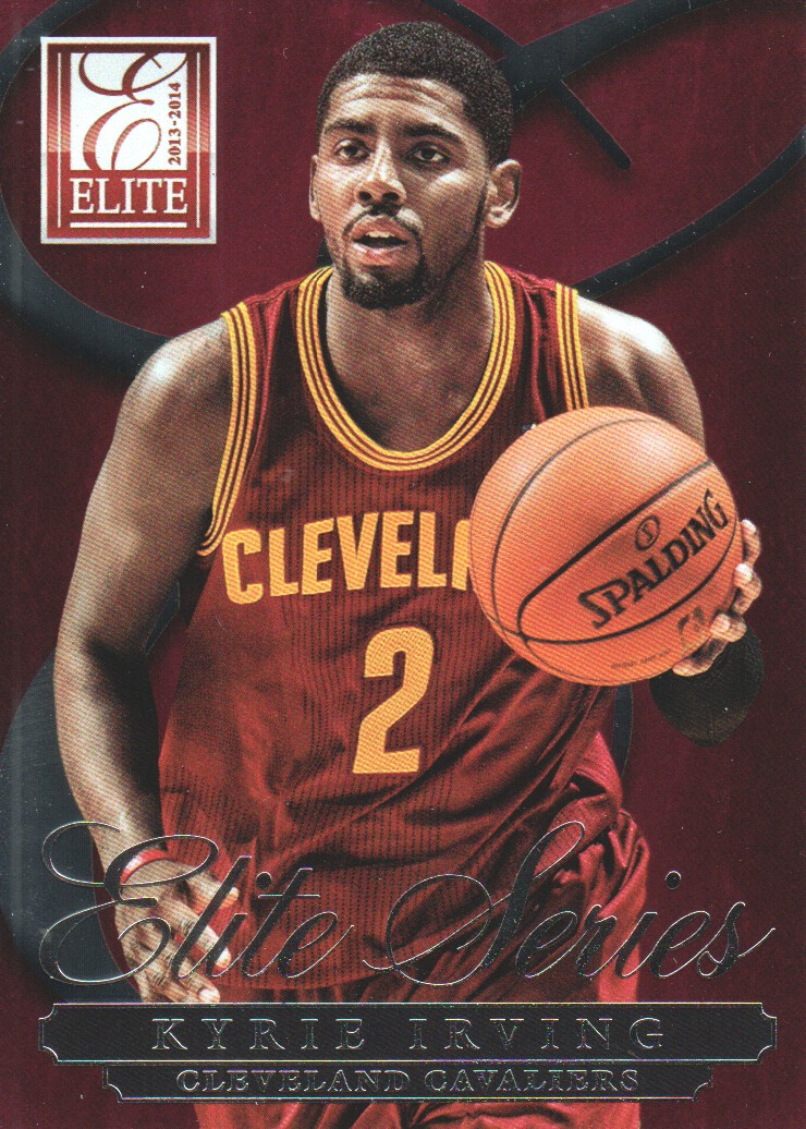 2013-14 Elite Series Inserts #7 Kyrie Irving