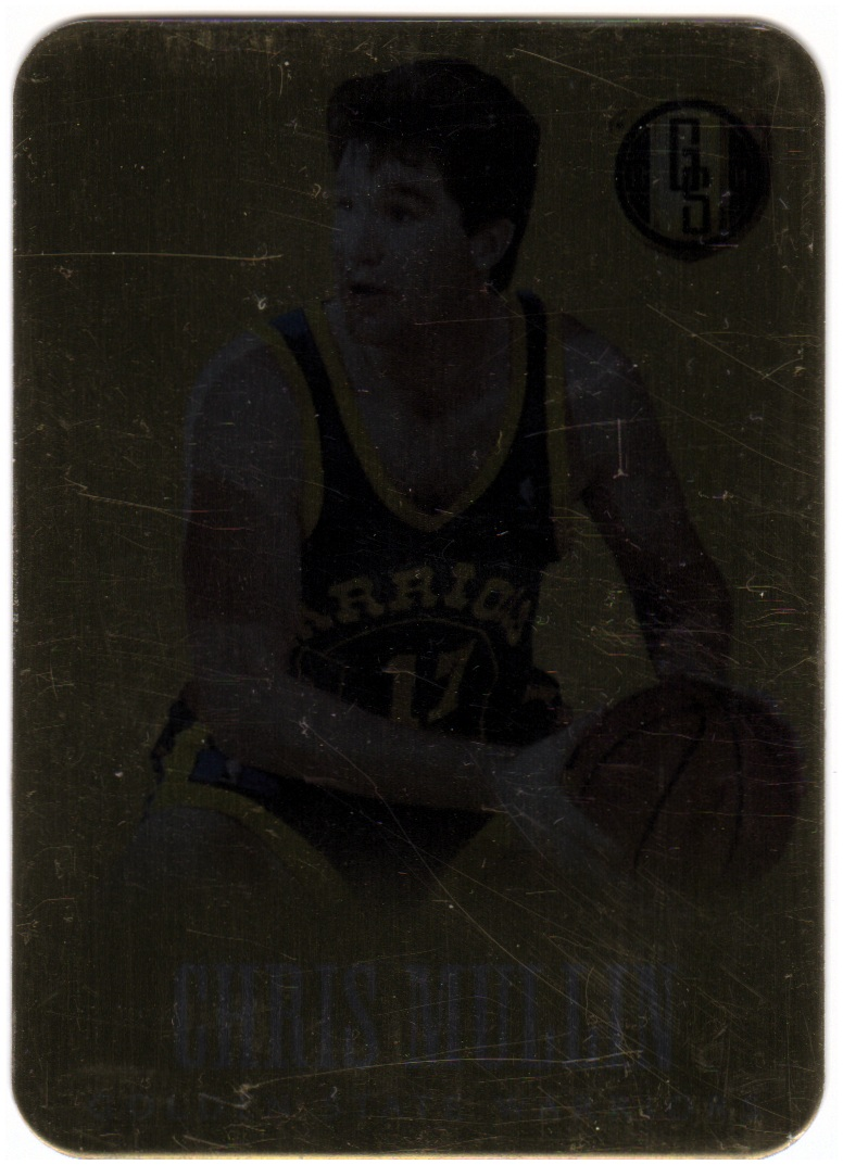 2013-14 Panini Gold Standard Metal #83 Chris Mullin