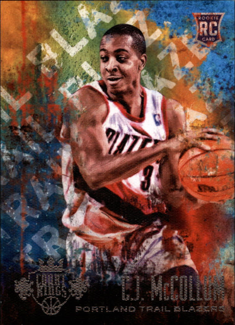 2013-14 Court Kings #129 C.J. McCollum/225