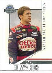 2006 Press Pass Eclipse #3 Carl Edwards