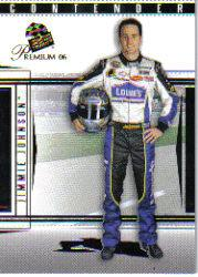 2006 Press Pass Premium #12 Jimmie Johnson