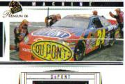 2006 Press Pass Premium #37 Jeff Gordon's Car M