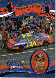 2006 Wheels American Thunder #37 Jeff Gordon DT