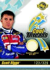 2006 Wheels American Thunder Cool Threads #CT2 Scott Riggs
