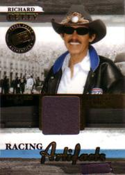 2006 Press Pass Legends Racing Artifacts Hat #RPH Richard Petty
