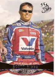 2007 Press Pass #18 Scott Riggs