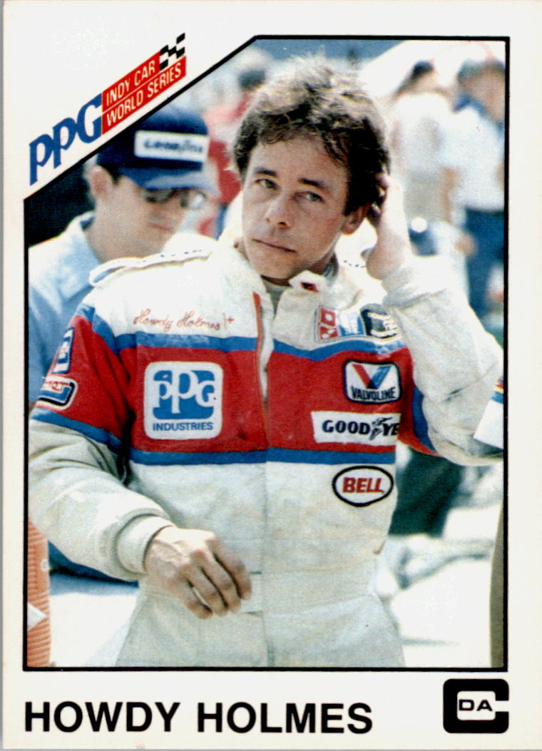 1983 A and S Racing Indy #6 Howdy Holmes