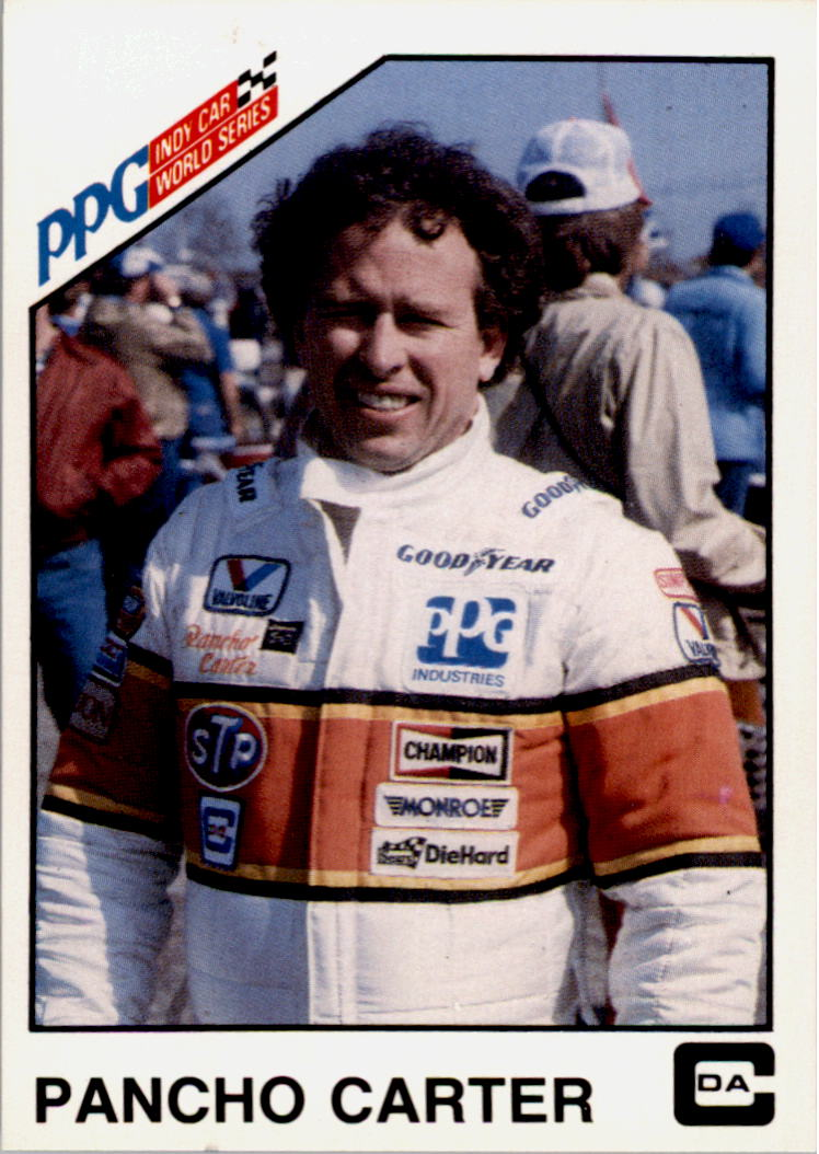 1983 A and S Racing Indy #8 Pancho Carter