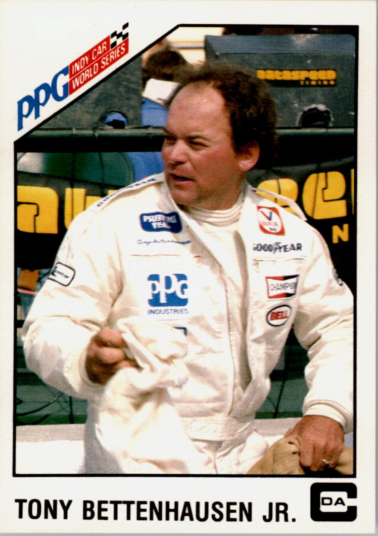 1983 A and S Racing Indy #22 Tony Bettenhausen