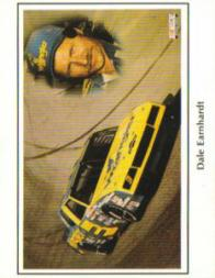 1986 SportStars Photo-Graphics #4 Dale Earnhardt SP