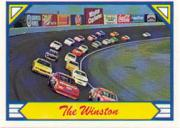 1988 Maxx Charlotte #17 The Winston/with Dale Earnhardt's Car