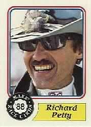 1988 Maxx Charlotte #43 Richard Petty RC