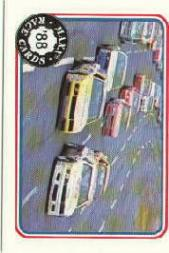 1988 Maxx Charlotte #49 D.Earnhardt/D.Allison Cars