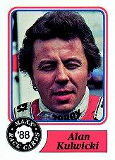 1988 Maxx Charlotte #58 Alan Kulwicki RC