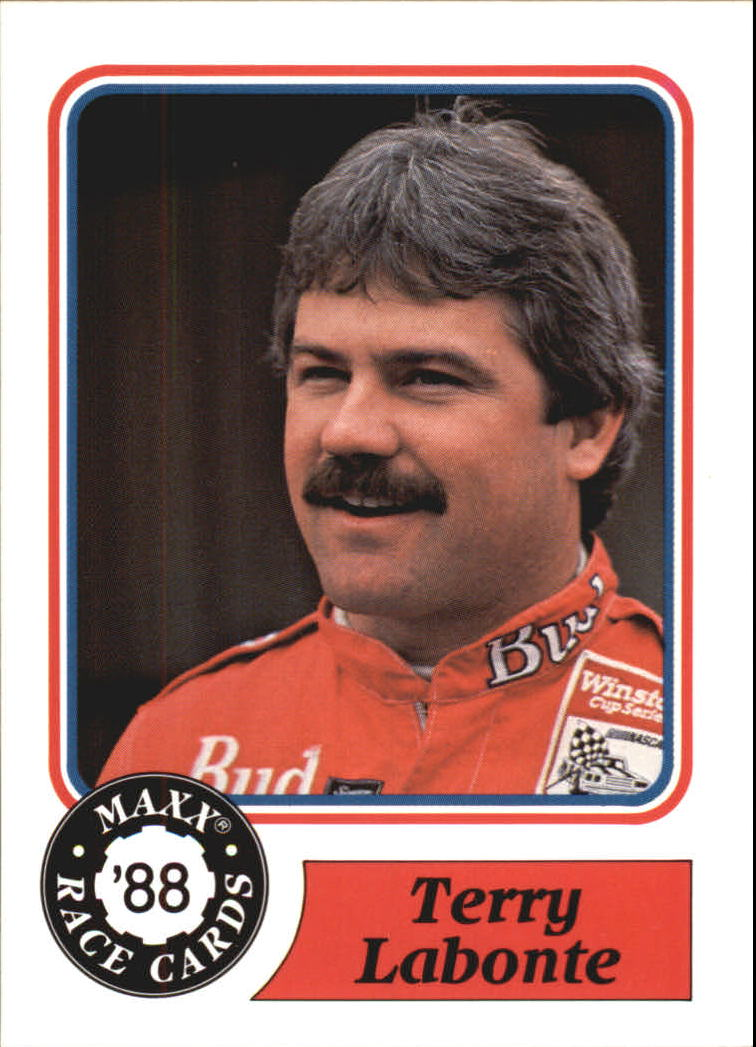 1988 Maxx Charlotte #63 Terry Labonte RC
