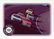 1988 Maxx Charlotte #84 Dale Earnhardt's Car/Richard Petty's Car/Bill Elliott's Car/Double Pleasure
